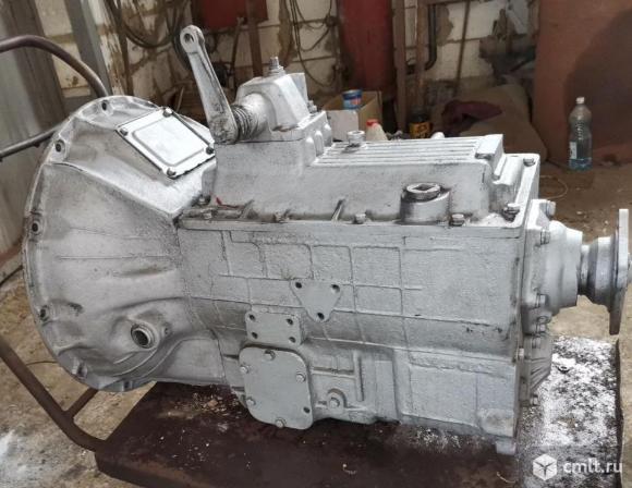 Коробка переключения передач МАЗ 246. Фото 1.
