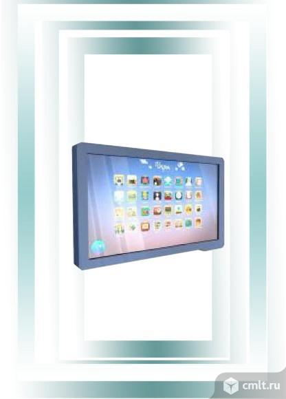 Интерактивный комплекс InTeSPro UTSFly W 55. Фото 1.