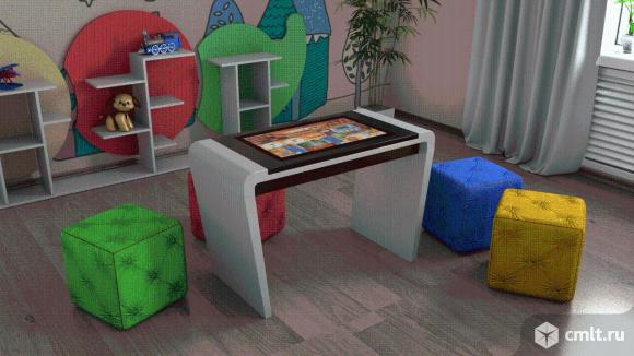 Детский интерактивный стол InTeSPro UTSKids 27. Фото 1.