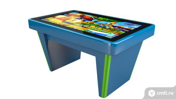 Детский интерактивный стол InTeSPro UTSKids 32. Фото 1.