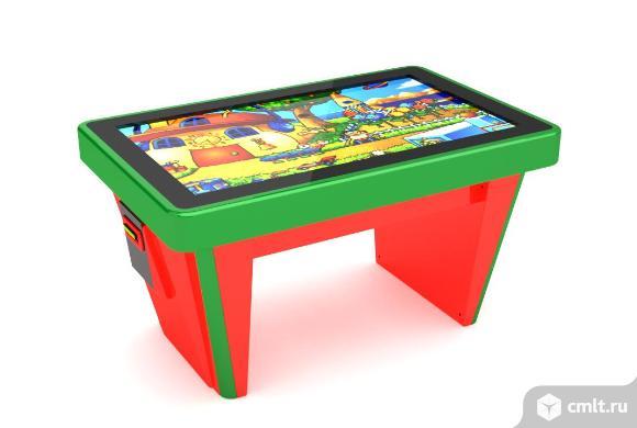 Детский интерактивный стол InTeSPro UTSKids 32. Фото 11.