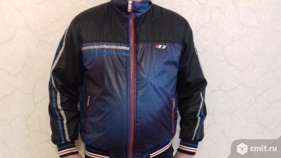 Спортивная куртка р-р 48-52