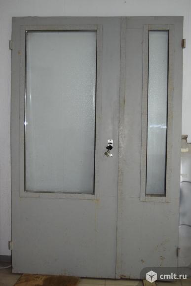 Продам входную, двойную, остеклённую дверь. Фото 5.
