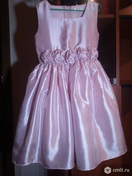 Платье нарядное. Фото 4.
