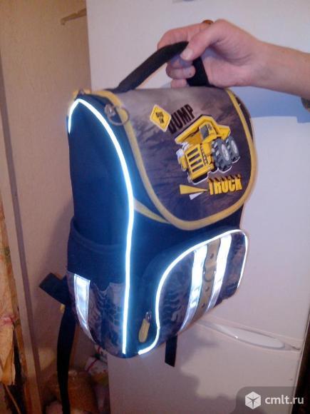 Детский ранец-рюкзак для школьника. Фото 3.