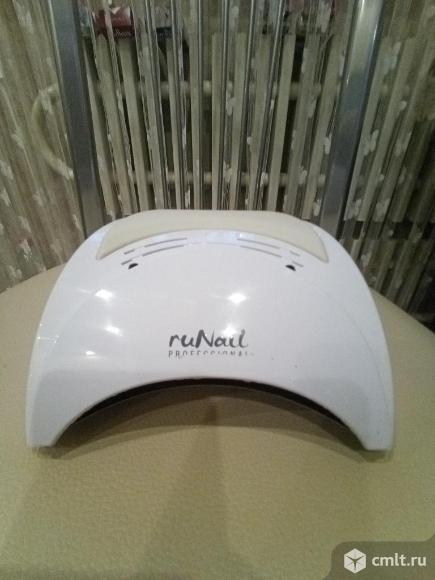 Лампа для ногтей LED Runail. Фото 4.