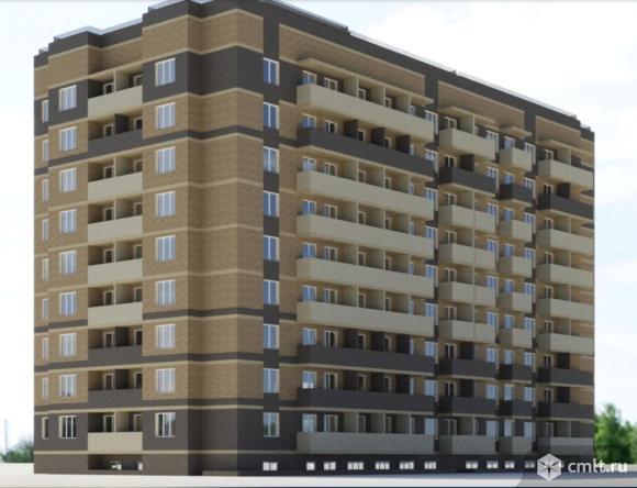 1-комнатная квартира 28,78 кв.м  от застройщика. Фото 1.