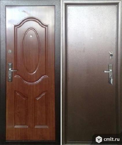 Двери металлические изготовим. Тамбуры. Стандартные. Нестандартные размеры.  Врезка замков. Ремонт.. Фото 3.