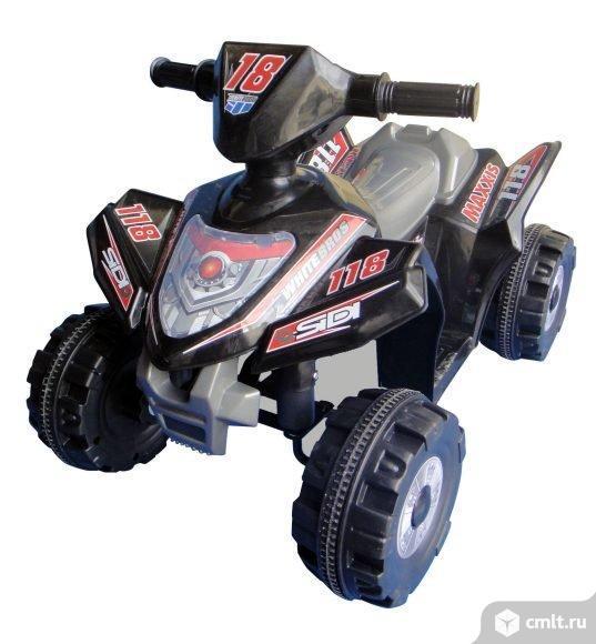 Новый электро квадрацикл детский. Фото 3.