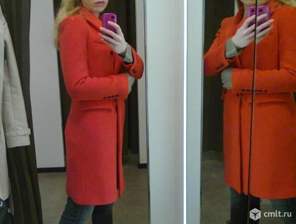 Пальто Zara. Фото 7.
