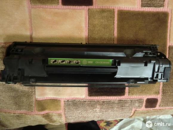 Принтер лазерный HP. Фото 1.