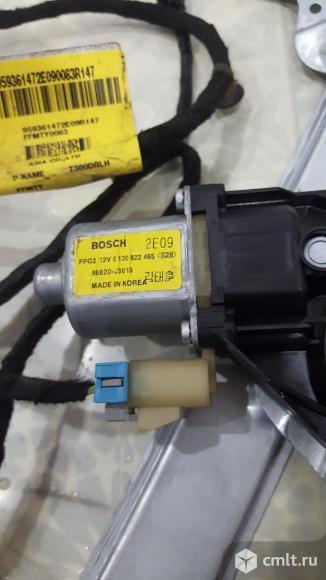 Шевроле авео т300 хетчбек электростеклоподъёмник. Фото 3.
