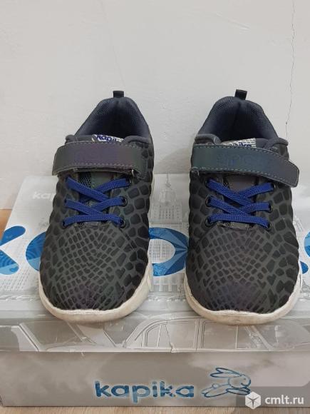 Продам кроссовки в хорошем состоянии. Фото 1.