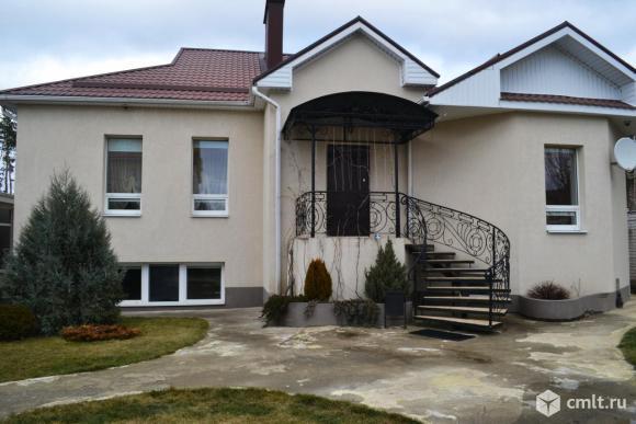 Дом 207 кв.м. Фото 1.