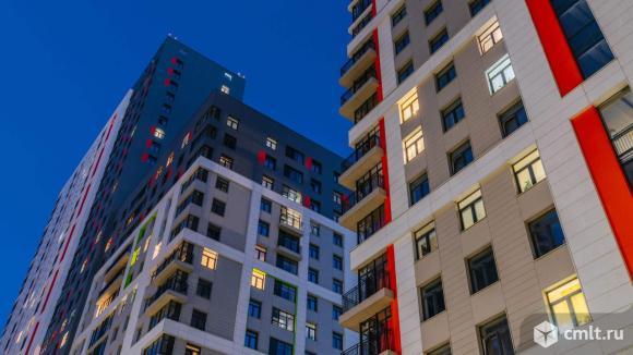 2-комнатная квартира 62,5 кв.м. Фото 14.