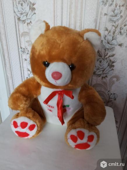 Мягкая игрушка Медвежонок. Фото 1.