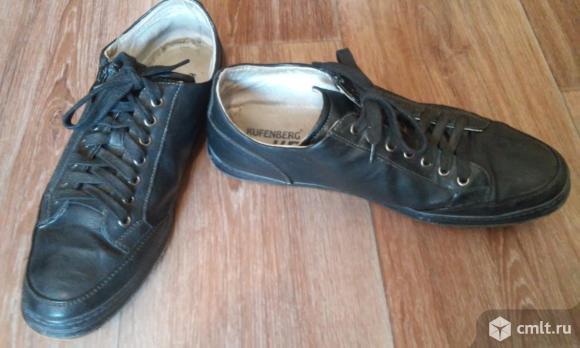 Туфли, кожзам, мужск. Фото 3.