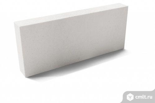 Блок газобетонный Аэробел Премиум, 100х200х625мм, 150шт/упак. Фото 1.
