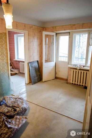 3-комнатная квартира 42 кв.м. Фото 20.