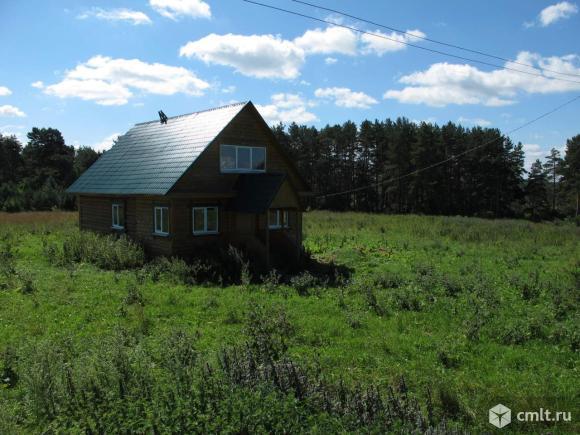 Продается: дом 140 м2 на участке 100 сот.. Фото 1.