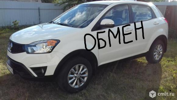 SsangYong Actyon - 2015 г. в.. Фото 1.