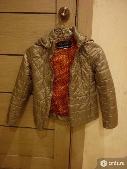 Куртка рост 128. Фото 1.