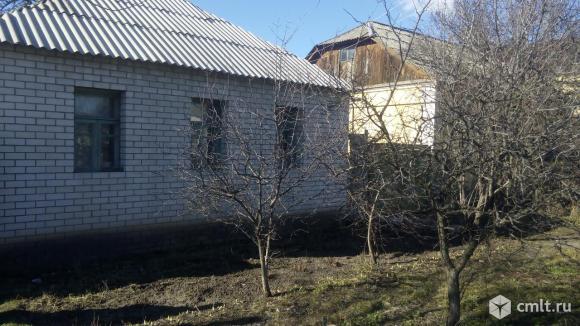 Продам отдельно стоящий дом пер.Хоперский , общ пл 53 кв.м, участок 4.5 сотки. Фото 1.
