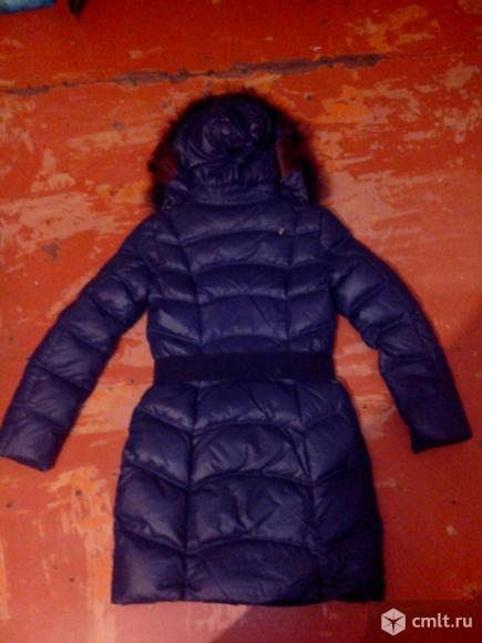 Куртка зимняя женская. Фото 4.