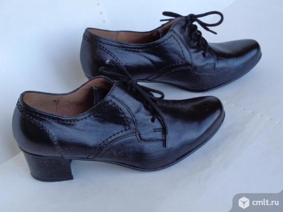 Туфли кожаные BELWEST. Фото 1.