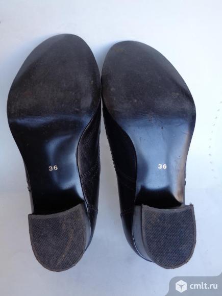 Туфли кожаные BELWEST. Фото 3.