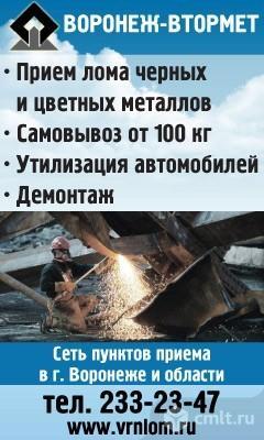 Воронеж-Втормет