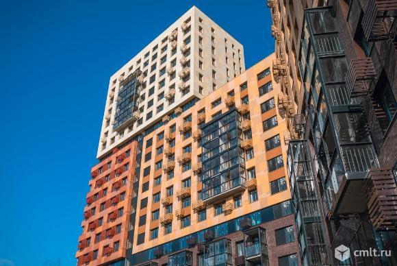 3-комнатная квартира 83,5 кв.м. Фото 4.