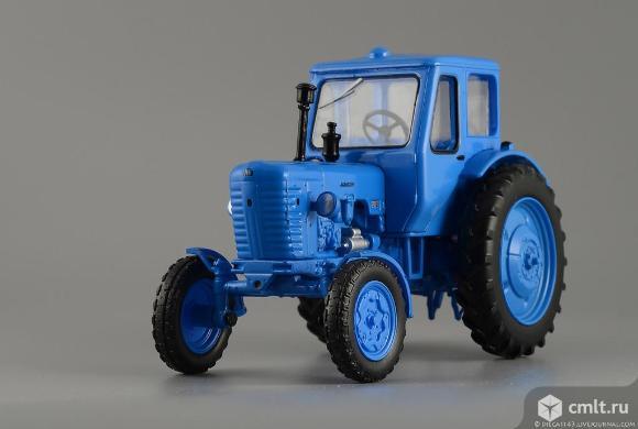 Коллекционная модель трактор МТЗ-50. Фото 1.