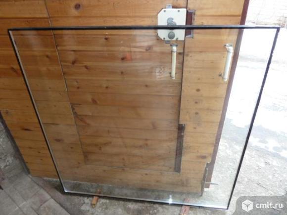 Однокамерный стеклопакет 130х131см. Фото 1.