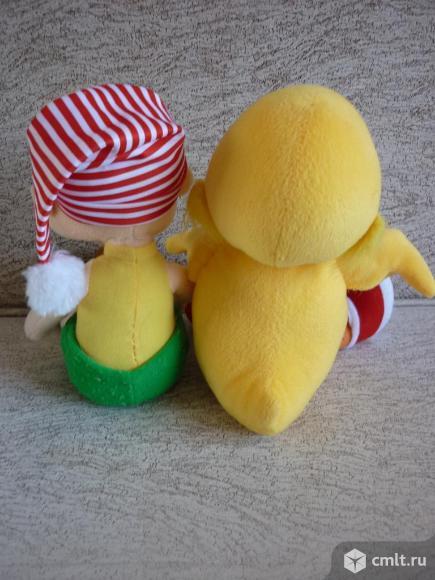 Мягкие игрушки. Фото 5.