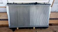 радиатор охлаждения под АКПП АВТОМАТ КОРОБКУ Радиатор основной для Daewoo Gentra Chevrolet Lacetti 2003-2013 бу номер 96553243, 96553244, 96553423