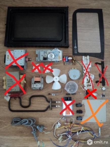 Микроволновая печь LG. Фото 1.