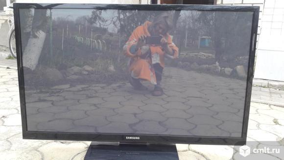 Телевизор плазма Samsung. Фото 1.