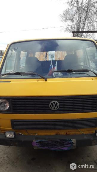 Volkswagen t3 - 1982 г. в.. Фото 5.
