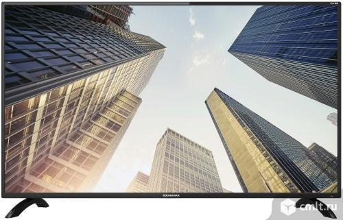"""Новый, гарантия год FullHD (100см) 40"""" LED Soundmax SM-LED40M04. Фото 1."""