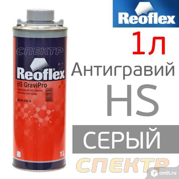 Антигравий REOFLEX HS серый (1л) акриловый быстрос. Фото 1.