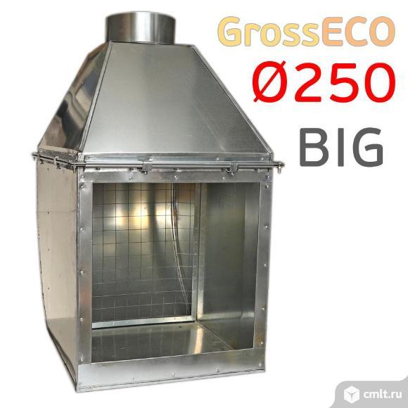 Шкаф вытяжной для тестовых напылов GrossECO 250D. Фото 1.
