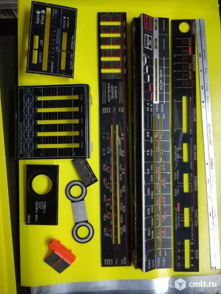 Магнитола Sharp GF-700 запчасти. Фото 8.