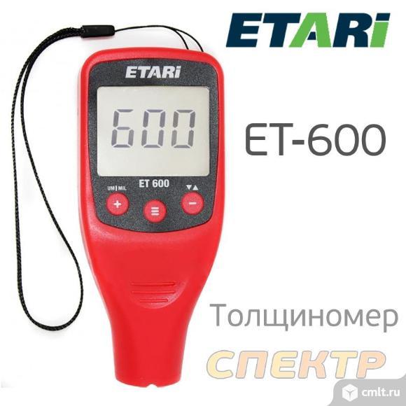 Толщиномер краски ETARI ET-600 для всех металлов. Фото 1.