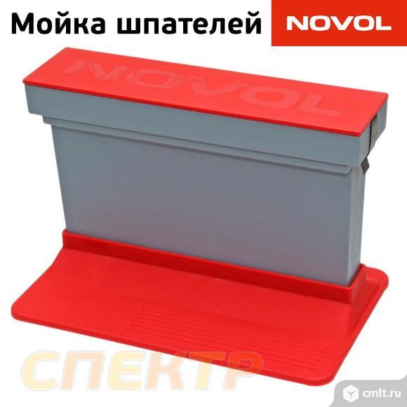 Устройство для очистки шпателей NOVOL. Фото 1.