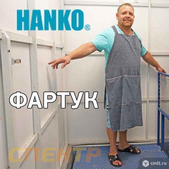 Фартук для полировщика Hanko микрофибра. Фото 2.