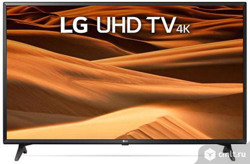 """Новый, гарантия Ultra HD (4K) LED телевизор 49"""" LG 49UM7090PLA. Фото 1."""