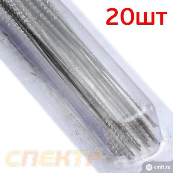 Игла для удаления частиц пыли с влажного лака 20шт. Фото 2.