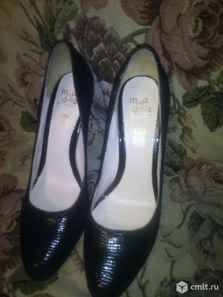 Туфли каблук 10 см.. Фото 1.