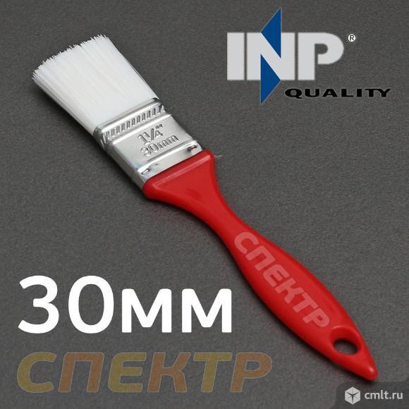 Кисть для герметика INP 30мм плоская. Фото 1.